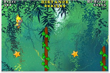 Graphics Screenshot for Bird Escape
