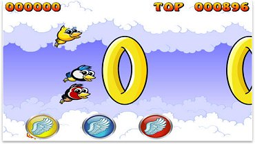 Graphics Screenshot for Bird of the Rings