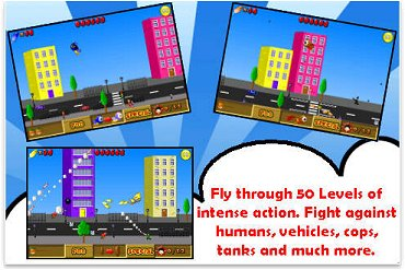 Graphics Screenshot for Dirty Birds
