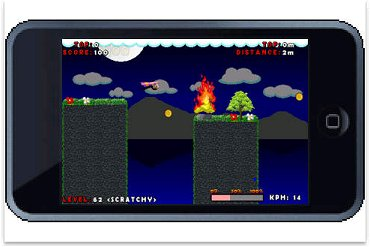 Graphics Screenshot for Scratchys Mission