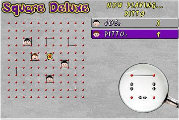 Graphics Screenshot for Square Deluxe